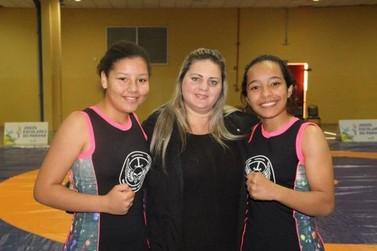 Campeãs de luta são as únicas representantes da região nos Jogos da Juventude