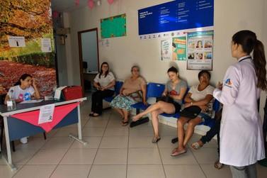 Outubro Rosa oferece orientações e exames para a mulher nos postos em Umuarama