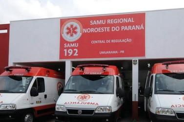 Samu Noroeste comemora 6 anos com entrega de 28 novas ambulâncias em Umuarama