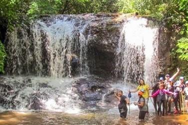 Caminhada apresentará as belezas da Comunidade Água Branca do Cascalho