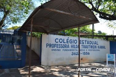 Primeiro colégio estadual a se tornar Tempo Integral em Umuarama abre matrículas