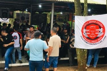 Feras Moto Clube realiza evento beneficente para ajudar o Grupo União pela Vida