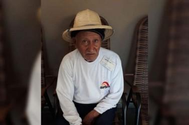 Idoso de 81 anos que estava desaparecido é encontrado morto em Paranavaí