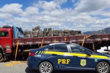 Morador da região é preso na Bahia com mais de três toneladas de maconha
