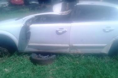 Suspeitos invadem empresa e furtam rodas de automóveis em Goioerê