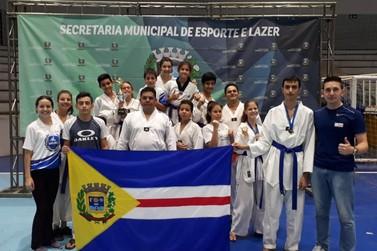 Umuarama fica em primeiro lugar geral no 2º Festival de Taekwondo