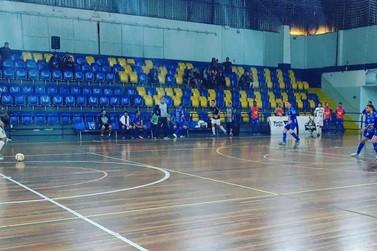 Umuarama Futsal está a um jogo da final da Taça FPFS 2019