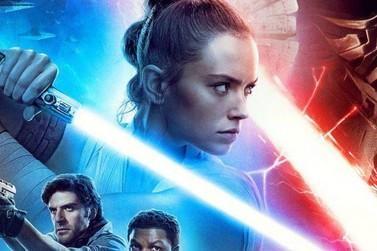 Cine Vip, em Umuarama, faz pré-estreia de Star Wars: a ascensão Skywalker