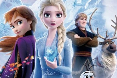 'Frozen 2' faz estreia no Cine Vip de Umuarama no próximo dia 2