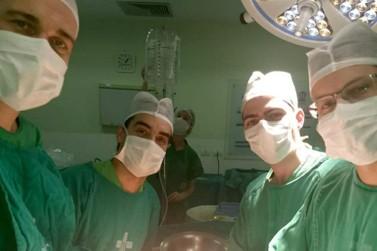 Homem de 57 anos recebe primeiro transplante de pulmão no Paraná