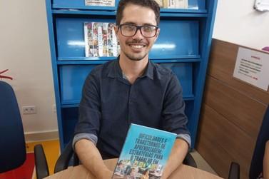Mestre em Educação lança em Umuarama livro sobre as dificuldades na aprendizagem