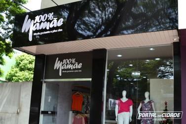 Umuarama tem loja especializada em moda plus size e gestante