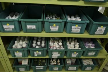 Assistência Farmacêutica Municipal distribuiu mais de 8 milhões de medicamentos
