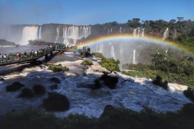 Natureza e beleza: Parque Nacional do Iguaçu bate recorde de visitantes em 2019