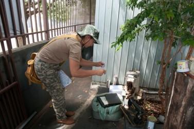 Umuarama tem 67 casos de dengue e região do Império do Sol é a mais crítica