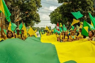 Ato pró-Bolsonaro marcado para março está programado para acontecer em Umuarama