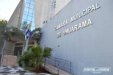 Câmara de Umuarama retoma sessões parlamentares nesta segunda-feira