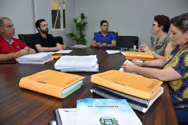 CPI do Transporte Público de Umuarama entra na reta final