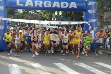 Inscrições para etapa do Circuito Sesc em Umuarama seguem até 22 de março