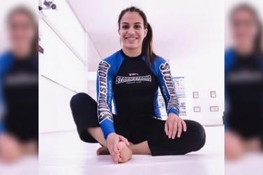 Você votou e agora Fernanda Freitas representará o Brasil no Abu Dhabi Jiu-Jitsu