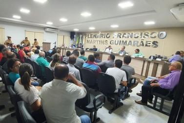 Câmara inicia processo de cassação de João Sossai, prefeito de Douradina