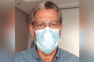 Ex-prefeito de Maringá, Silvio Barros testa positivo para o novo coronavírus