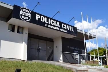 Homem embriagado é preso acusado de agredir ex-mulher em Umuarama