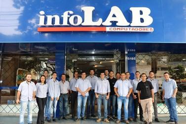 Infolab Computadores festeja duas décadas de sucesso em Umuarama