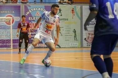 Jogos de bom nível lapidam Umuarama Futsal para o Paranaense e a Liga Nacional