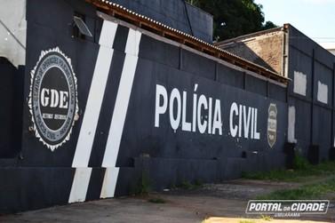 Jovem é preso tentando arremessar drogas e celulares para o interior da 7ª SDP
