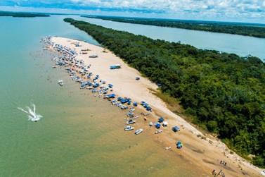 Rio Paraná é o segundo maior da América do Sul e o oitavo do mundo