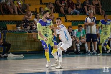 Sicredi dá nome ao Paranaense de Futsal; Umuarama estreia nesta quarta-feira