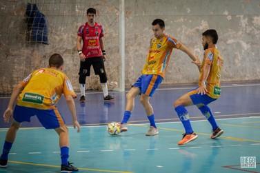 Umuarama Futsal segue preparação intensa visando desafios da temporada