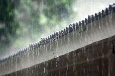 Uma boa notícia para Umuarama: tem chance de chuva nesta segunda-feira
