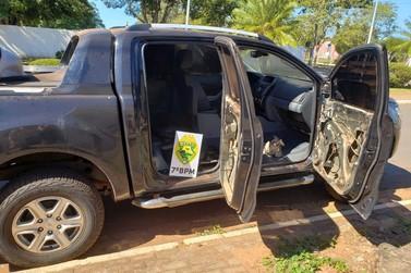 Carros para o contrabando que seriam de Umuarama são apreendidos na região