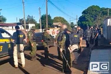 Jovem morre após ser baleado durante abordagem da PRF em Guaíra