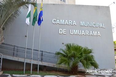 Justiça mantém projetos de lei na pauta da sessão do Legislativo de Umuarama