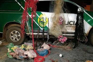 Polícia Ambiental de Umuarama multa homem em R$ 2 mil por caça ilegal em Tapira