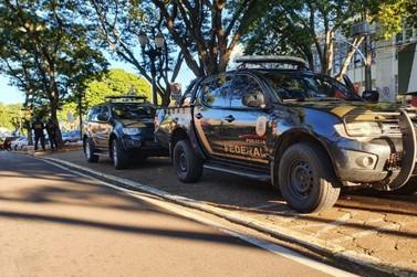 Polícia Federal combate o comércio ilegal de diversos produtos em Umuarama