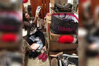 Durante a pandemia, jovem de Umuarama cria bazar on-line para ajudar a Saau