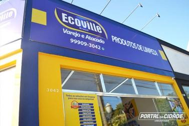 Franquia especializada em produtos de limpeza inaugura neste sábado em Umuarama
