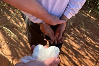 Condutor é preso transportando cocaína de Umuarama para Tuneiras do Oeste