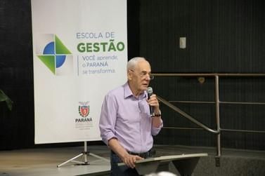 Servidores estaduais em Umuarama podem se inscrever para curso até esta quarta