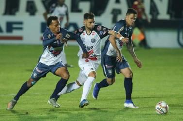Cianorte vence o Operário em sua casa e avança no Campeonato Paranaense