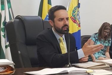 Vereador Mateus Barreto alerta população para golpe no telefone com seu nome