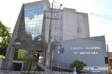 Câmara de Umuarama estuda permitir acesso do público ao prédio  do Legislativo