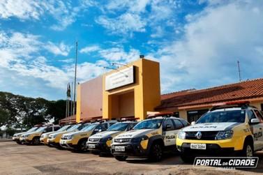 PMPR comemora 166 anos com mais de 3 horas de live sertaneja em Umuarama; VÍDEO