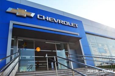 Uvel promove 1ª Live Feirão Chevrolet e plantão de vendas neste sábado