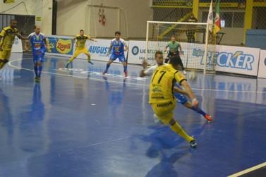 Líder do grupo, Umuarama enfrenta em casa a Assoeva pela Liga Nacional de Futsal