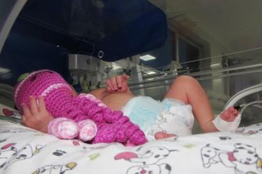 Hospital faz campanha para arrecadar linhas de crochê para o Projeto Polvo Amigo